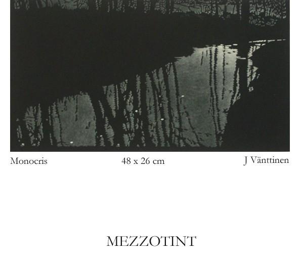 Grafiska blad av Jukka Vänttinen